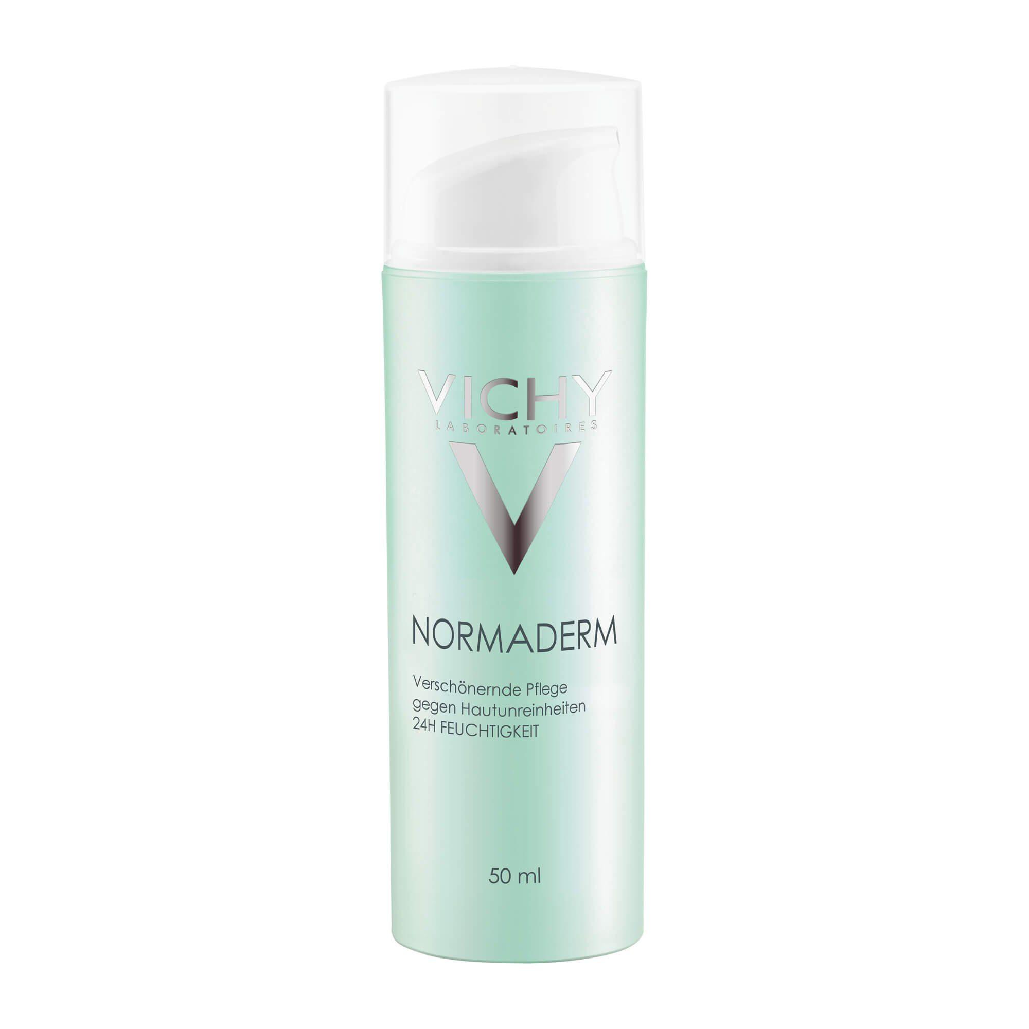 Vichy Vichy Normaderm verschönernde 24h-Feuchtigkeitspflege , 50 ml