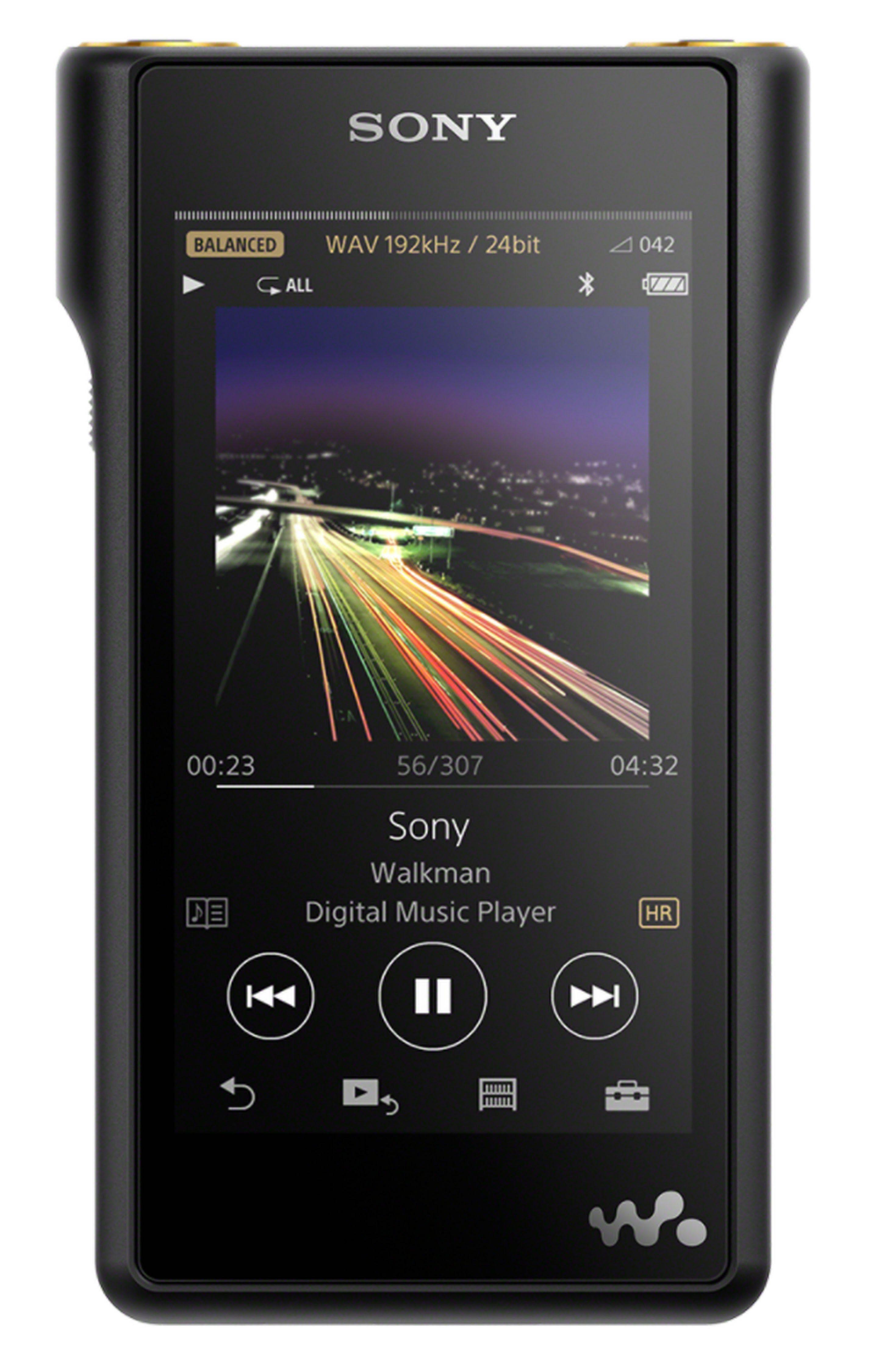 Sony High Resolution Audio Walkman / Bluetooth und NFC »NW-WM1A«