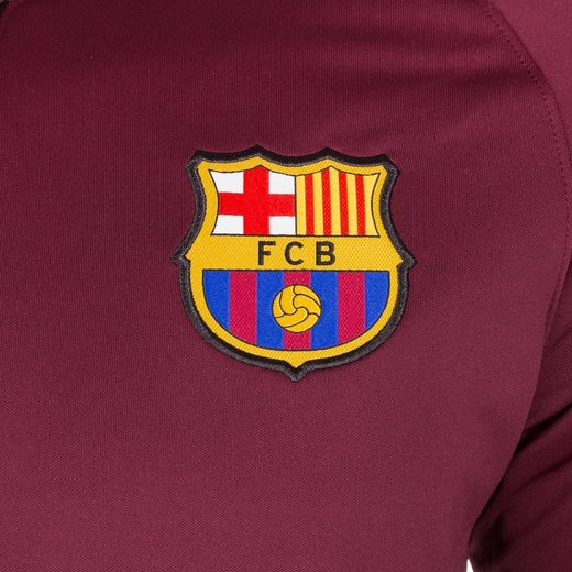 Nike Trainingsanzug Fc Barcelona Dry Squad