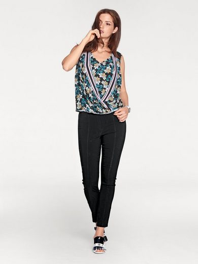 Ashley Brooke By Heine Blouses Shirt In Wrap-optics