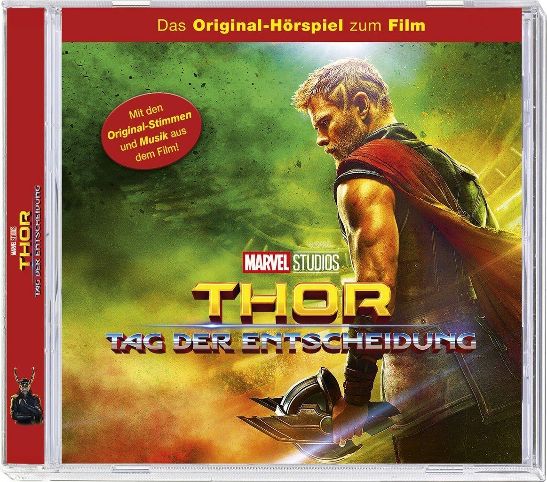 Kiddinx Hörbücher CD »Marvel - Thor Ragnarok«