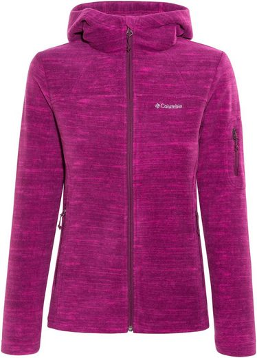 Columbia Outdoorjacke Fast Trek Hooded Jacket Women
