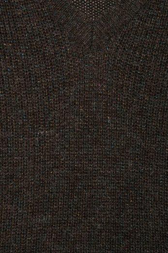 Ichi V-ausschnitt-pullover Neva