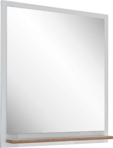 PELIPAL Spiegel »Noventa«, Breite 60 cm, 1 Ablagefläche
