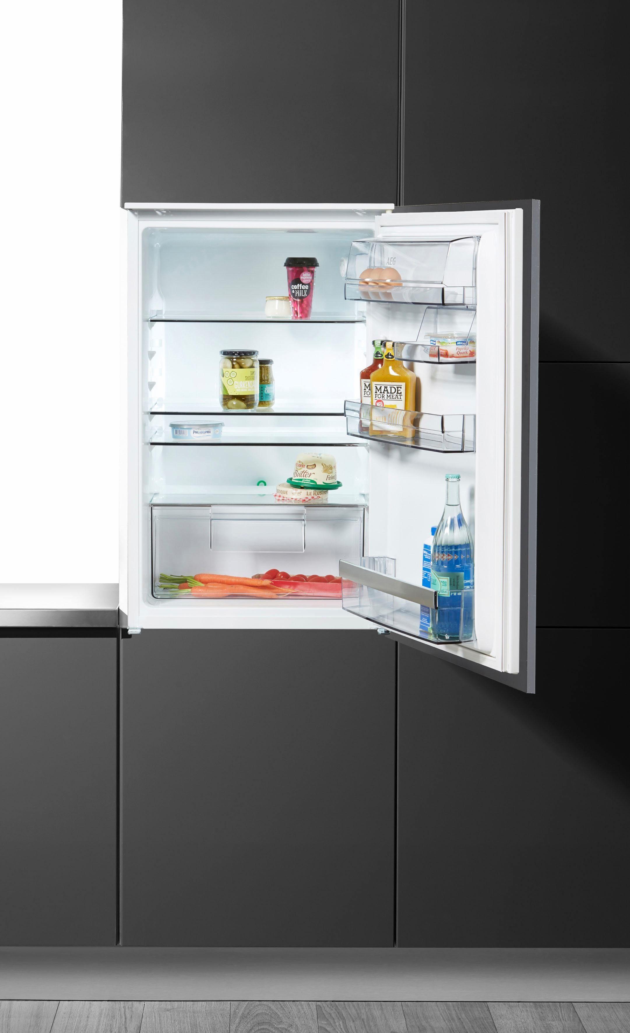 AEG integrierbarer Einbaukühlschrank SKA7882AAS