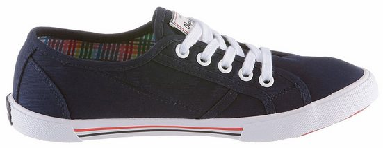 Pepe Jeans ABERLADY BASIC Sneaker, im Basic-Look
