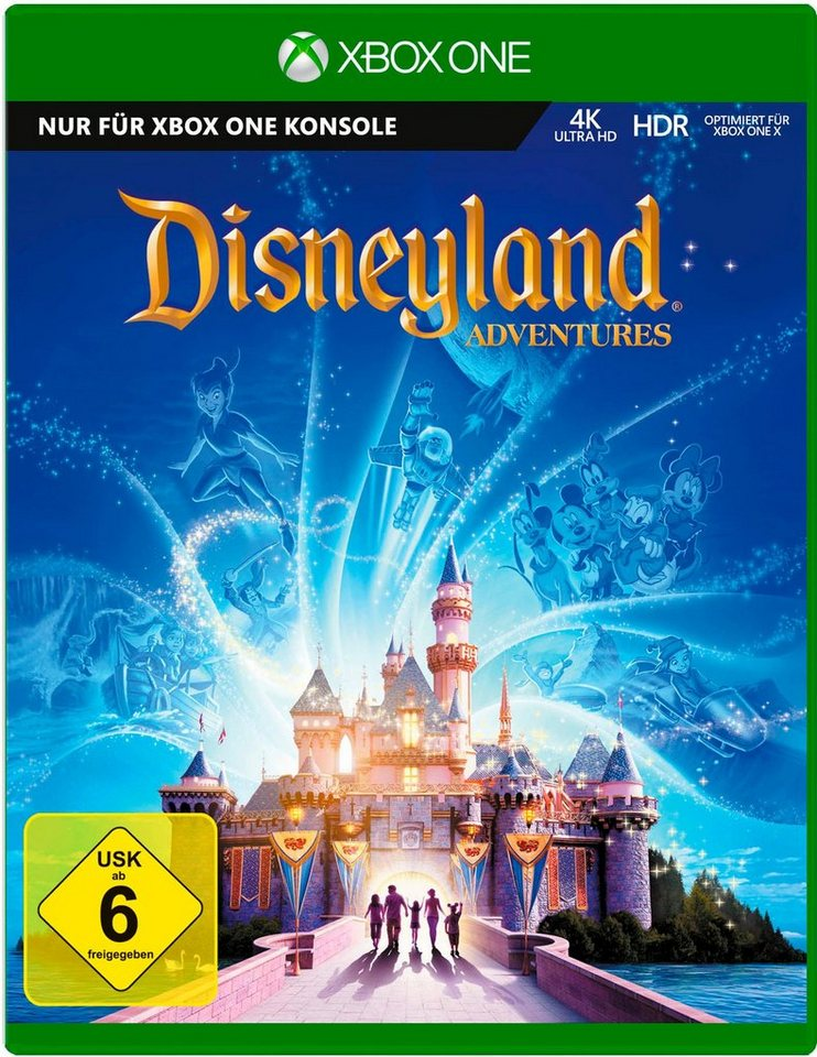 disneyland adventures xbox one online kaufen otto. Black Bedroom Furniture Sets. Home Design Ideas