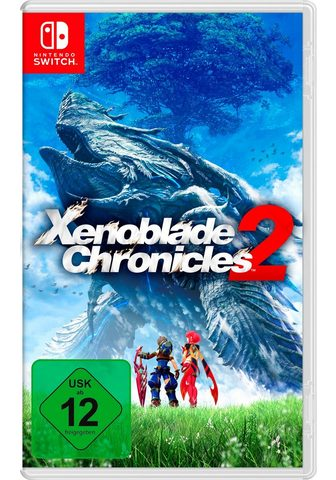 NINTENDO SWITCH Xenoblade Chronicles 2 Nintendo Šakotu...