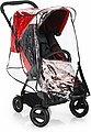 iCoo Kinder-Buggy »Acrobat Shop'n Drive Fishbone Red«, inklusive Autositz 0+ (ab Geburt), Bild 12
