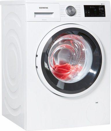 siemens waschmaschine iq500 wm14t7eco 8 kg 1400 u min sensofresh online kaufen otto. Black Bedroom Furniture Sets. Home Design Ideas