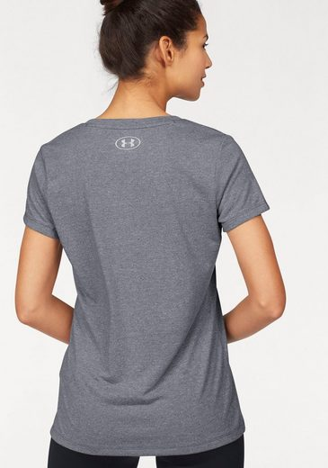 Under Armour® T-Shirt THREADBORNE TRAIN GRAPH TWIST SSC