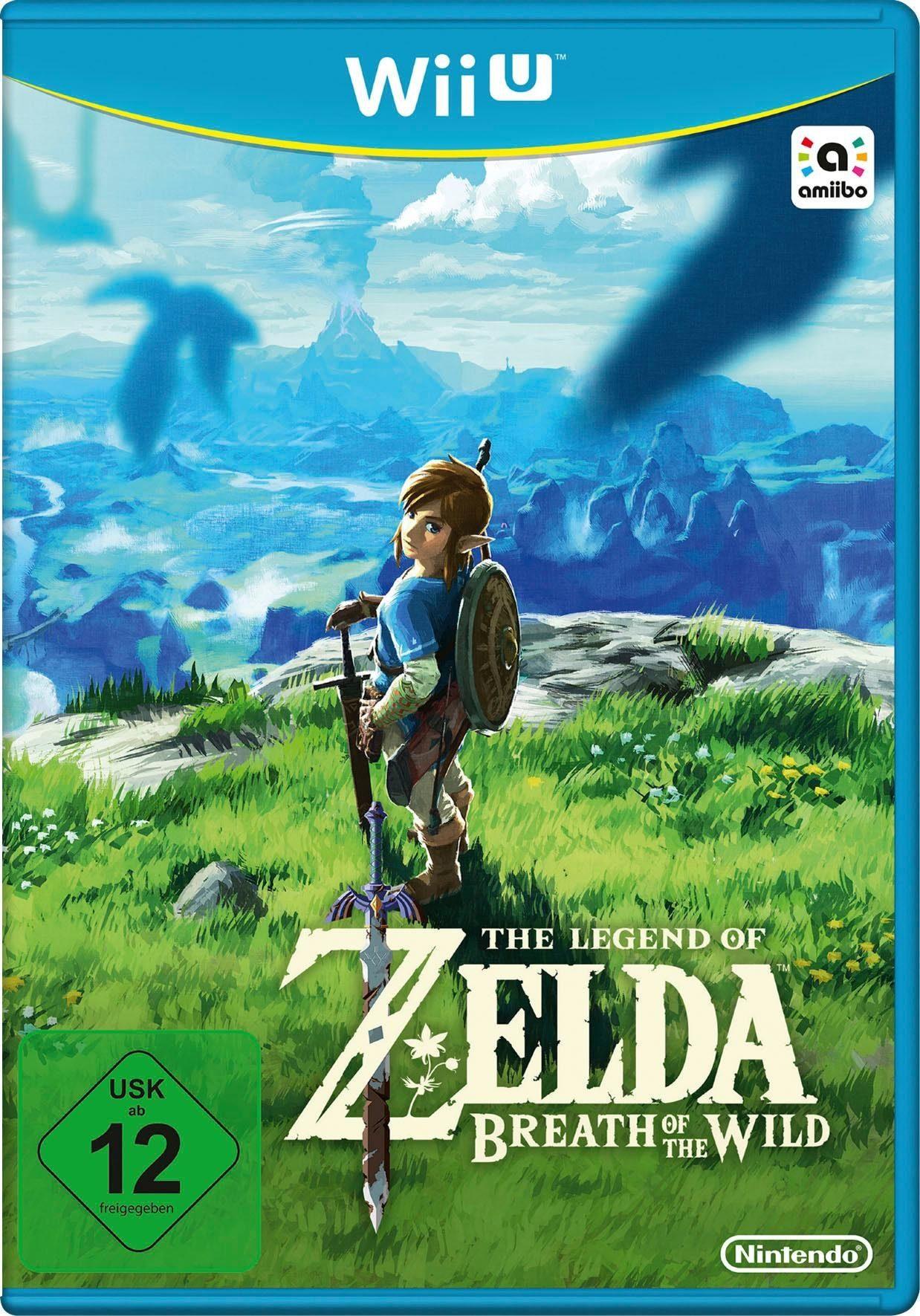 Zelda: Breath of the Wild Nintendo Selects Wii U