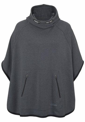 Ocean Sportswear Sweatponcho
