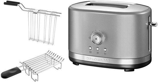 KitchenAid Toaster 5KMT2116ECU, für 2 Scheiben, 1200 W