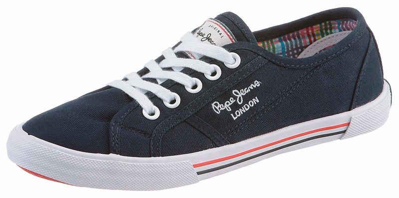 Pepe Jeans »ABERLADY BASIC« Sneaker im Basic-Look