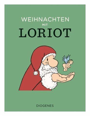 Gebundenes Buch »Weihnachten mit Loriot«
