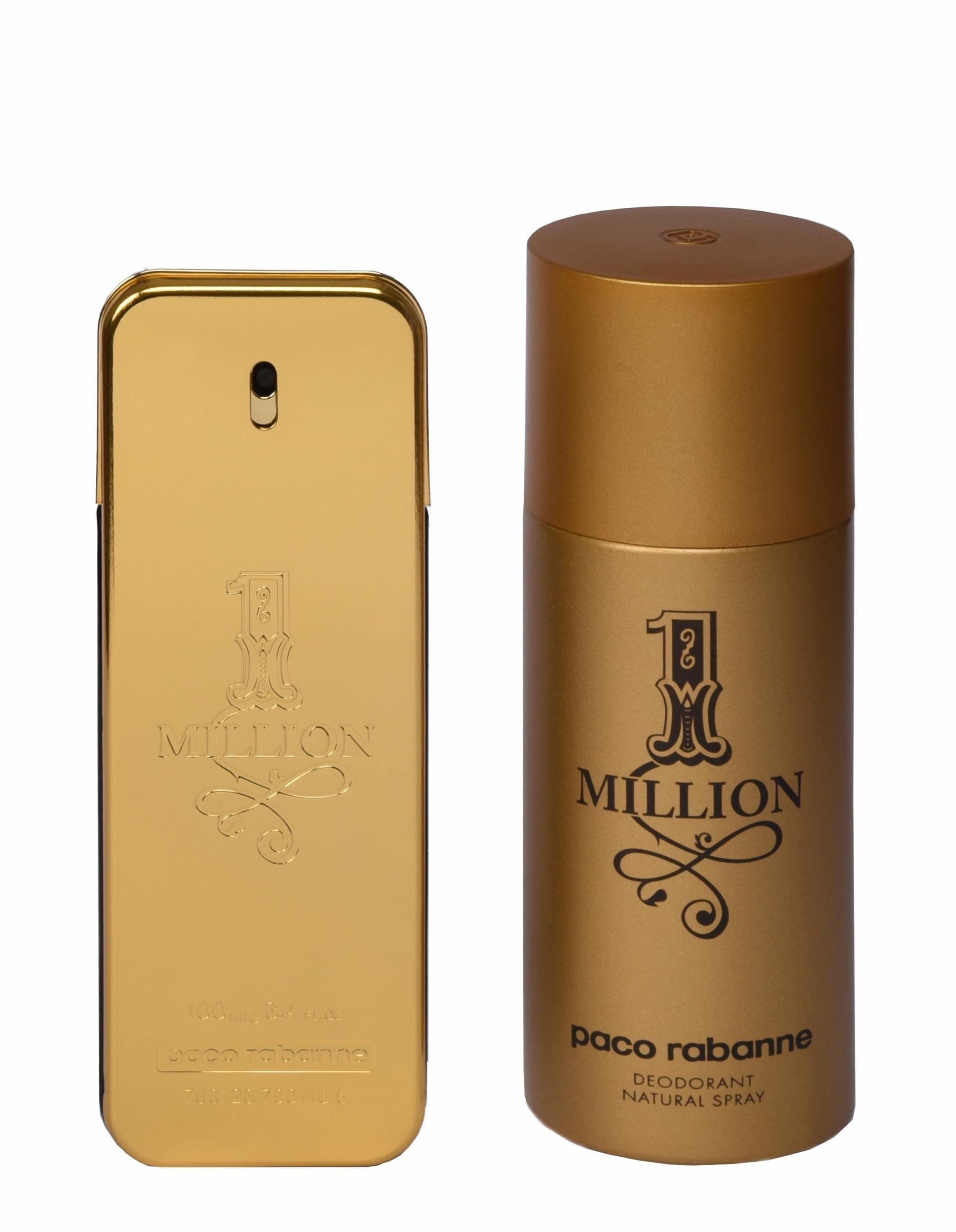 Paco Rabanne, »One Million«, Duftset (2 tlg.)