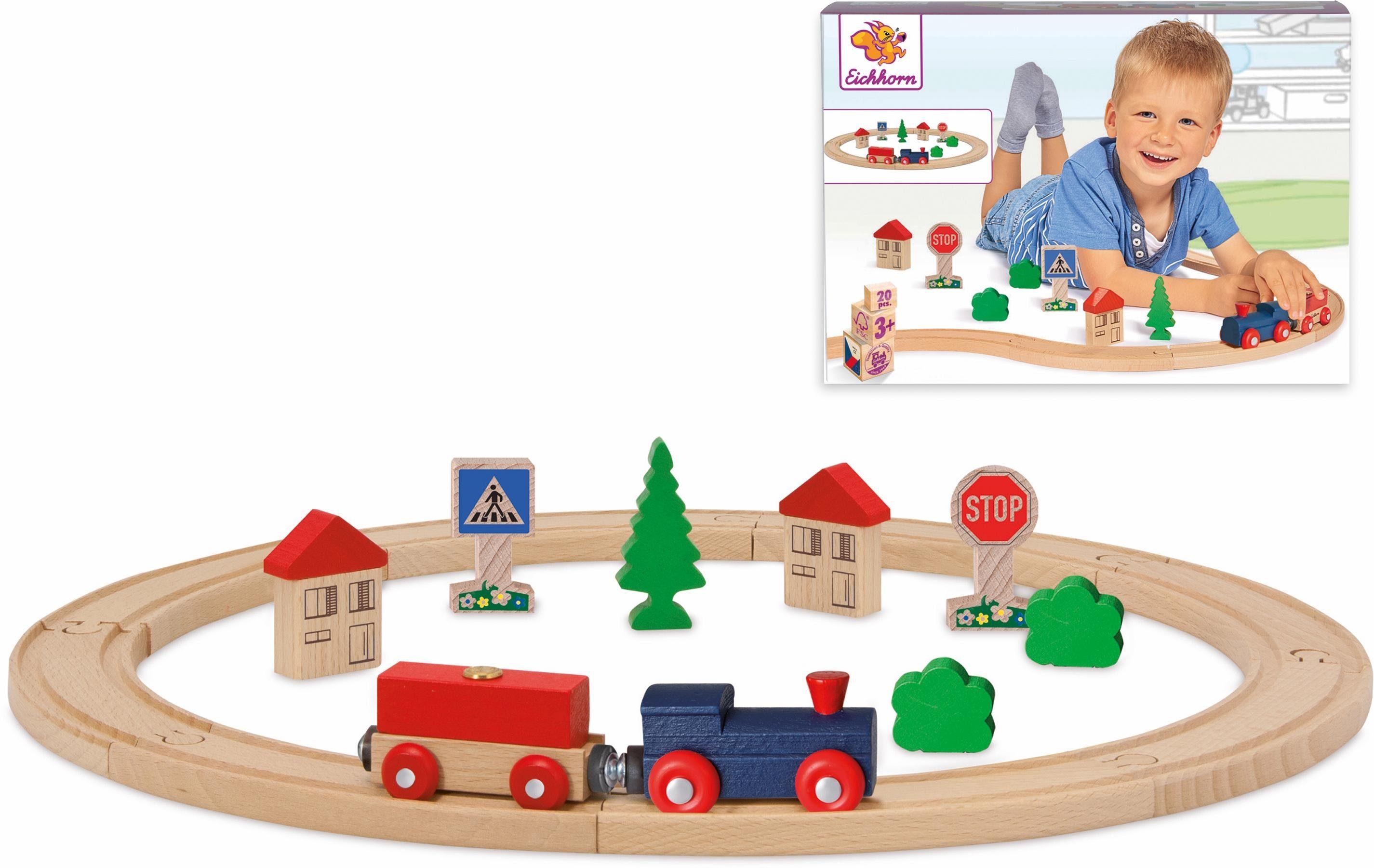 Baby Eisenbahn Von Eichhorn