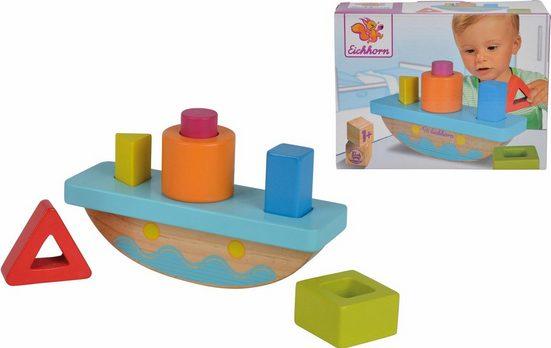 Eichhorn Holzspielzeug, »Steckspiel«