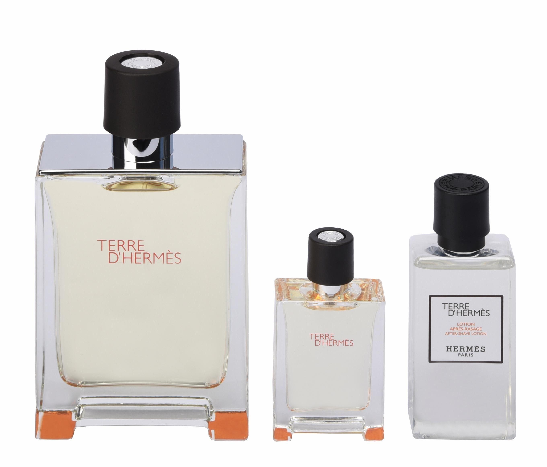 Hermès, »Terre d'Hermès«, Duftset (3 tlg.)