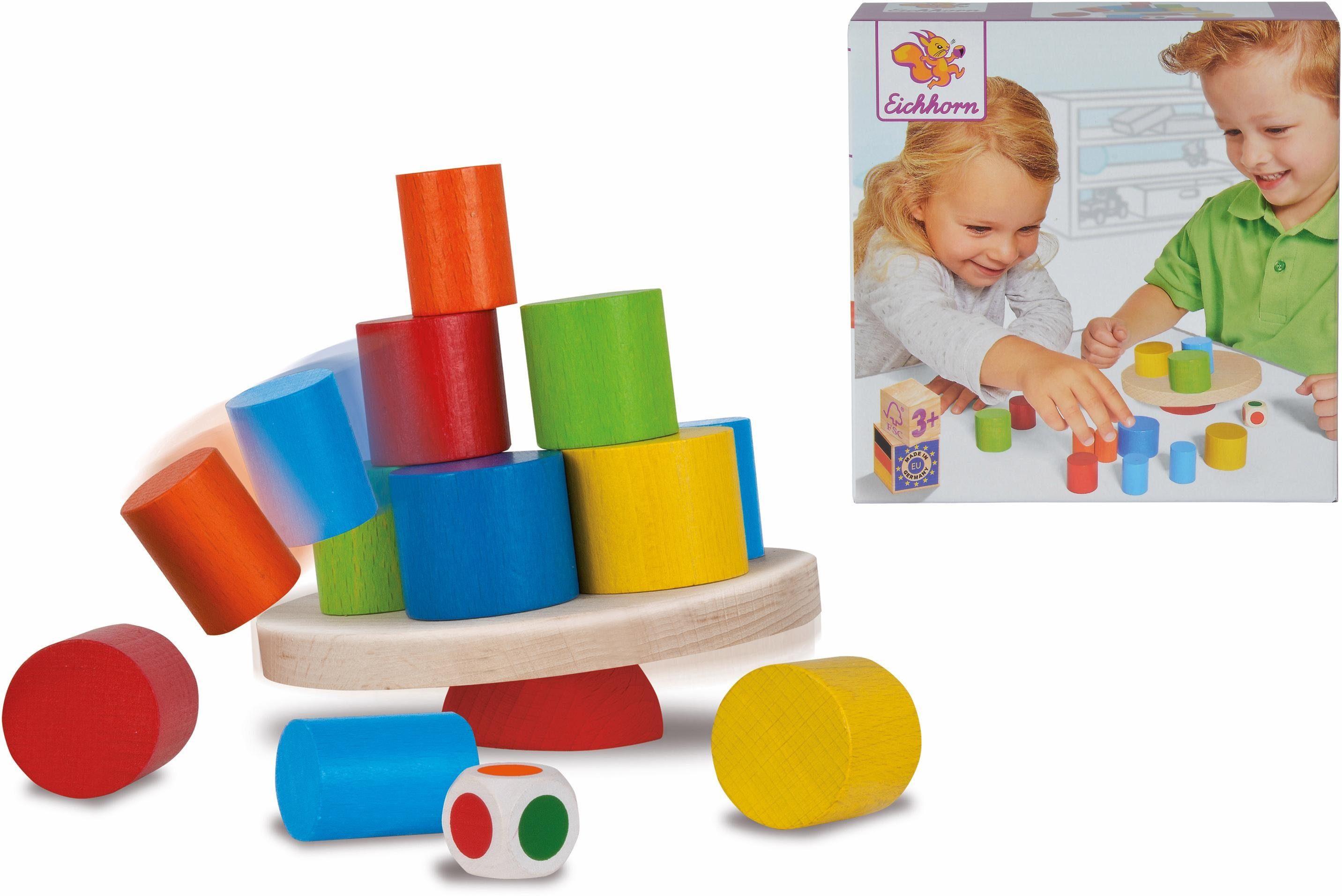 Eichhorn Holzspielzeug, »Stapelspiel«
