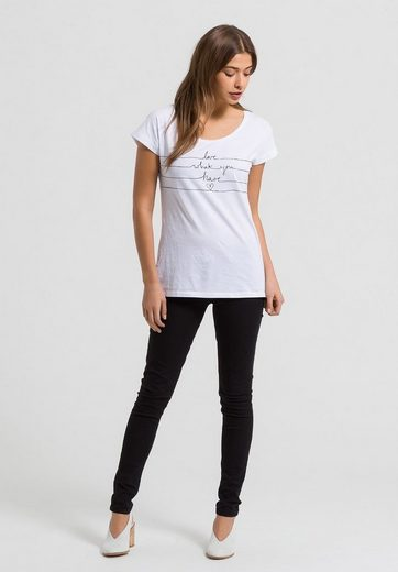 Armedangels T-Shirt Liv Love, Zertifizierung: GOTS, organic, CERES-008