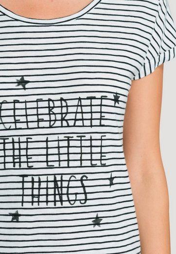 Armedangels T-Shirt Liv Celebrate, Zertifizierung: GOTS, organic, CERES-008