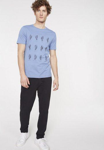 Armedangels T-Shirt James Foxy Fox, Zertifizierung: Fairtrade, GOTS, organic, CERES-008
