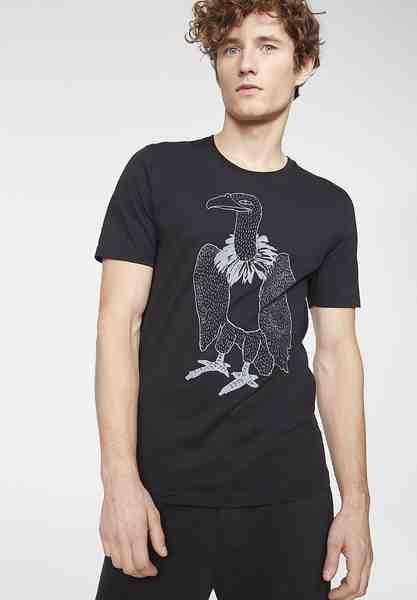 Armedangels T-Shirt »James Vulture«, Zertifizierung: Fairtrade, GOTS, organic, CERES-008