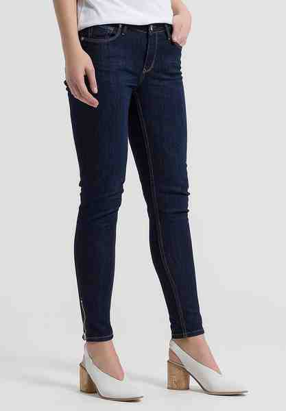 Armedangels Skinny-fit-Jeans »Tilly Cropped«, Zertifizierung: GOTS, organic, CERES-008