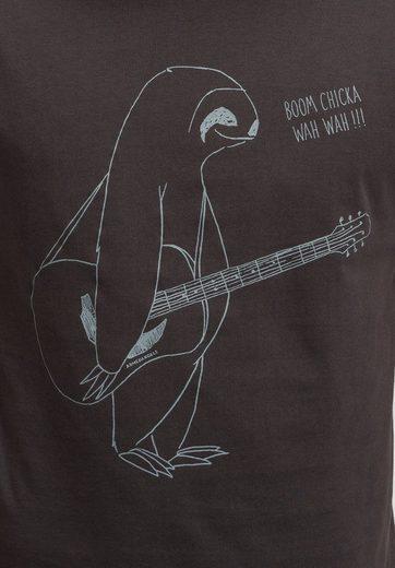 Armedangels T-Shirt James Guitar, Zertifizierung: GOTS, organic, CERES-008