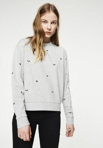 Armedangels Sweater Senida Little Foxes, Zertifizierung: GOTS, organic, CERES-008