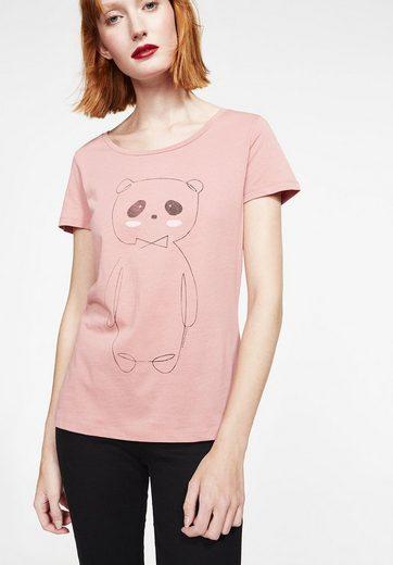 Armedangels T-Shirt Mari Panda, Zertifizierung: GOTS, organic, CERES-008