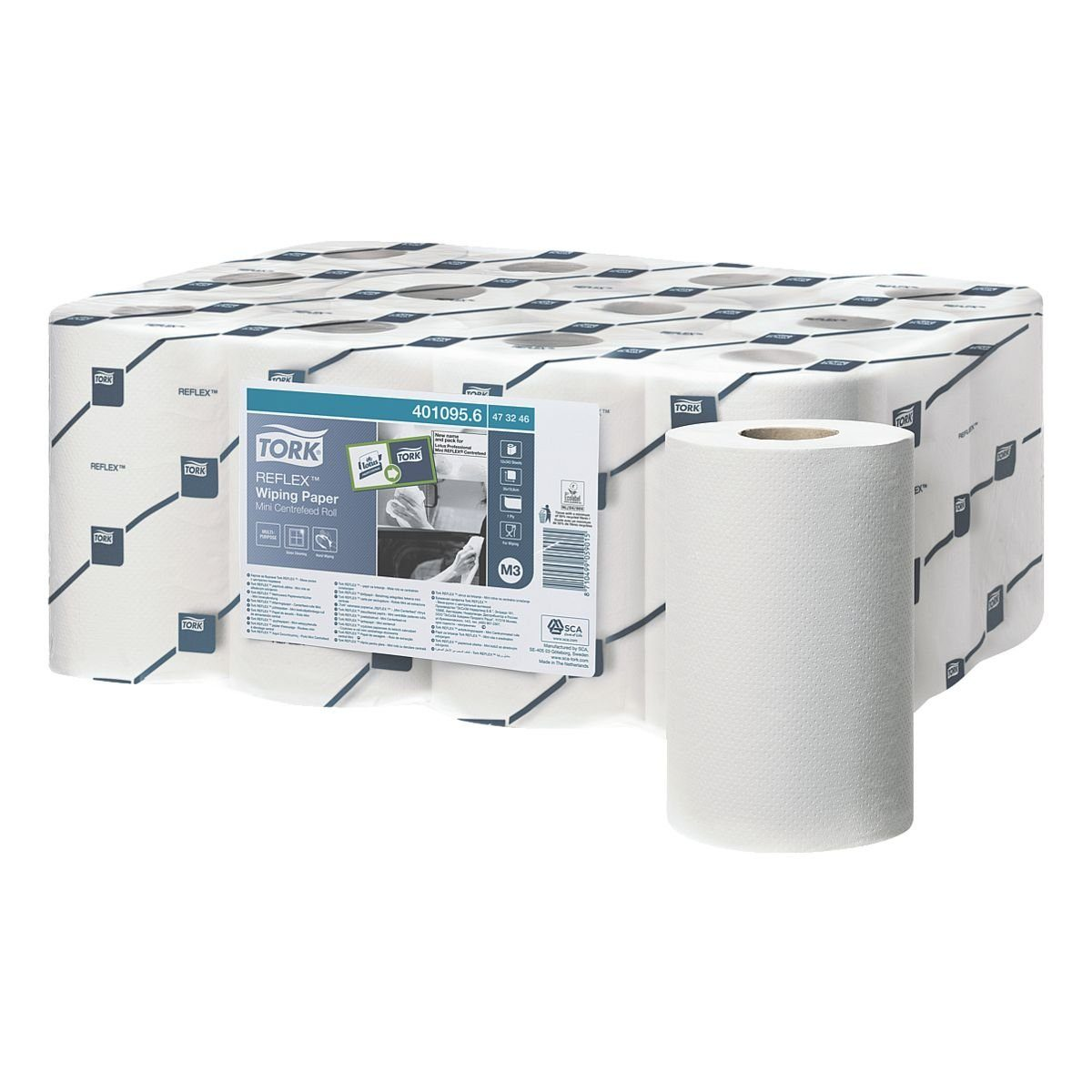 TORK Mehrzweck Papierwischtücher »Reflex«