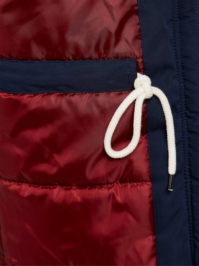 Jack & Jones Wattierte Jacke mit großen Taschen