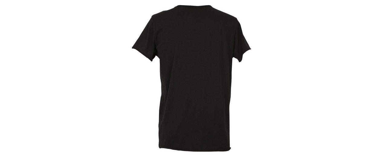 Auslass Heißen Verkauf Brotherhood T-Shirt mit Totenkopf-Print Verkauf Für Billig hfSJEL