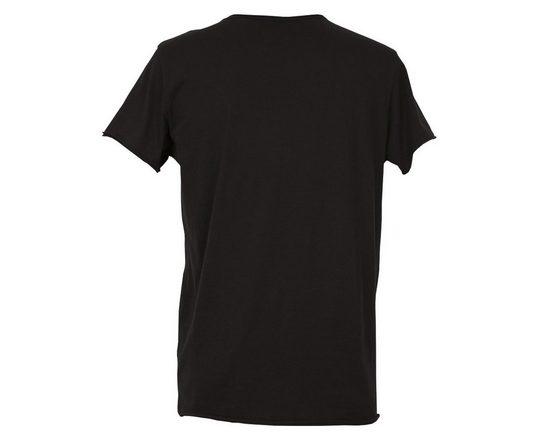 Brotherhood T-Shirt mit Totenkopf-Print