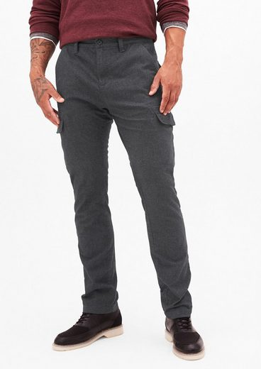 s.Oliver RED LABEL Scube Relaxed: Cargo-Chino