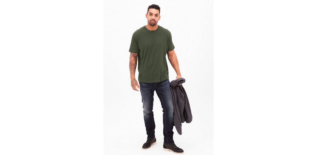 s.Oliver RED LABEL Basic-Shirt aus Jersey Freies Verschiffen Erkunden Discount Versandkosten Frei Unter 70 Dollar sF1jQkSD