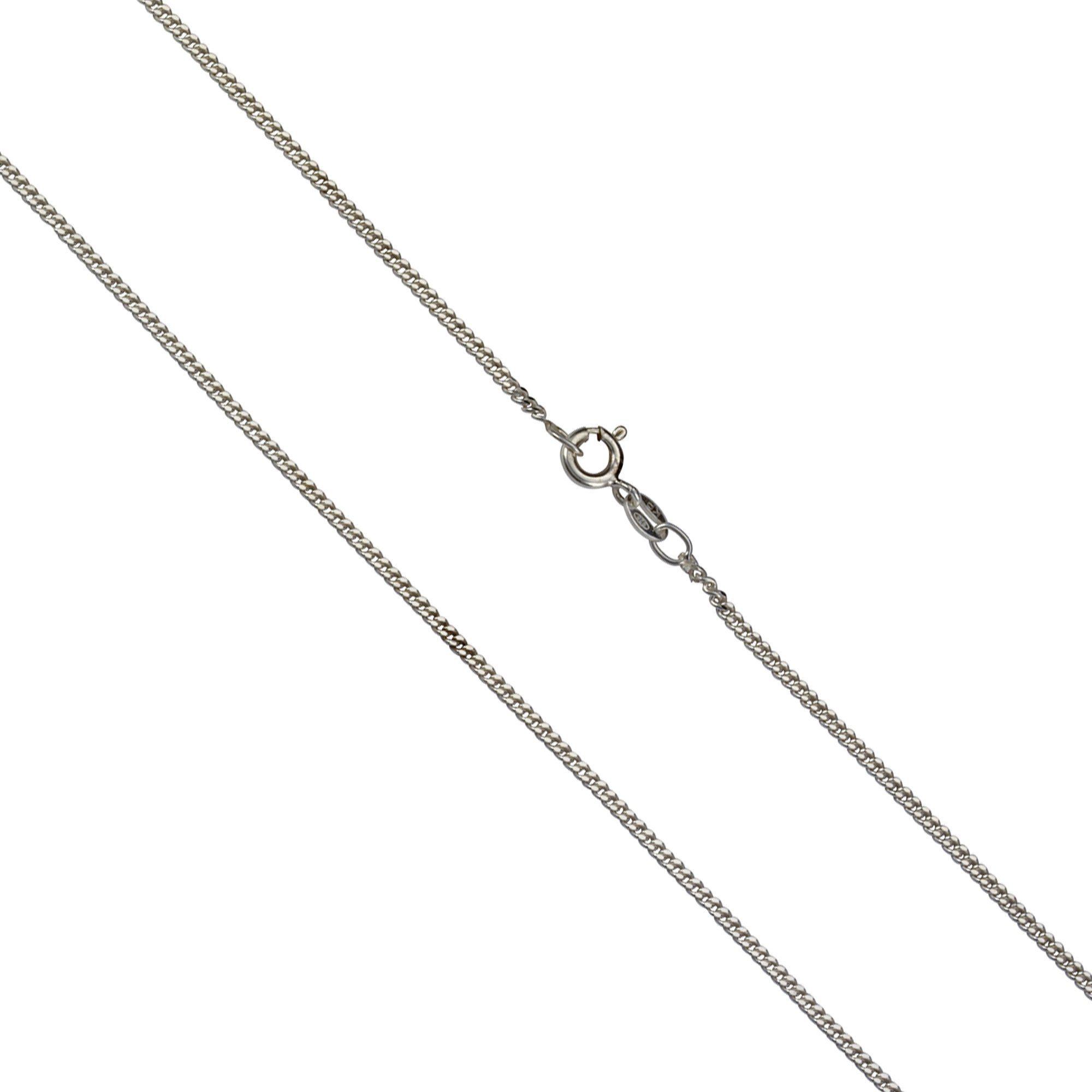 Firetti Collier »925/- Silber Panzerkette diamantiert«   Schmuck > Halsketten > Silberketten   Silber   Firetti