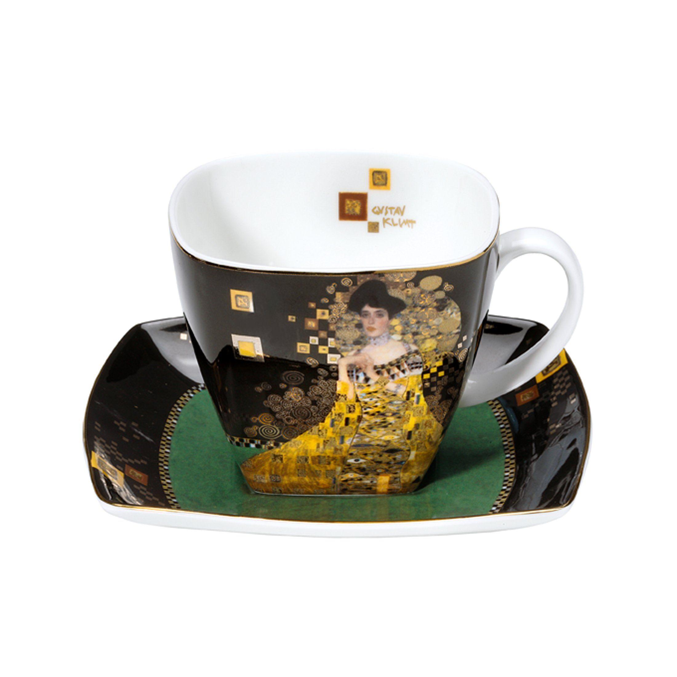 Goebel Adele Bloch-Bauer - Kaffeetasse »Artis Orbis«
