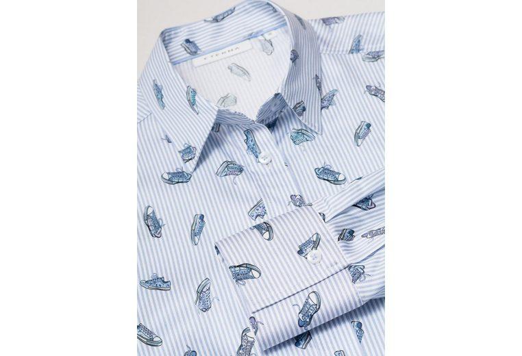 Rabatt 2018 Neueste ETERNA Langarm Bluse für grosse Frauen Langarm Bluse für grosse Frauen MODERN CLASSIC Auf Dem Laufenden wbe1ZQj
