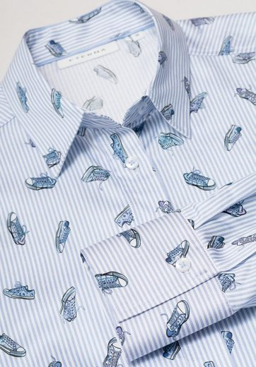 ETERNA Langarm Bluse für grosse Frauen Langarm Bluse für grosse Frauen MODERN CLASSIC