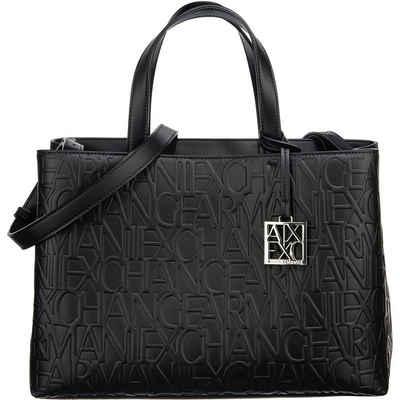 ARMANI EXCHANGE Handtasche »Medium Open Shopping - Woman's Medium Open«