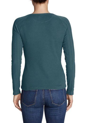Eddie Bauer Lookout Thermal Shirt - Langarm