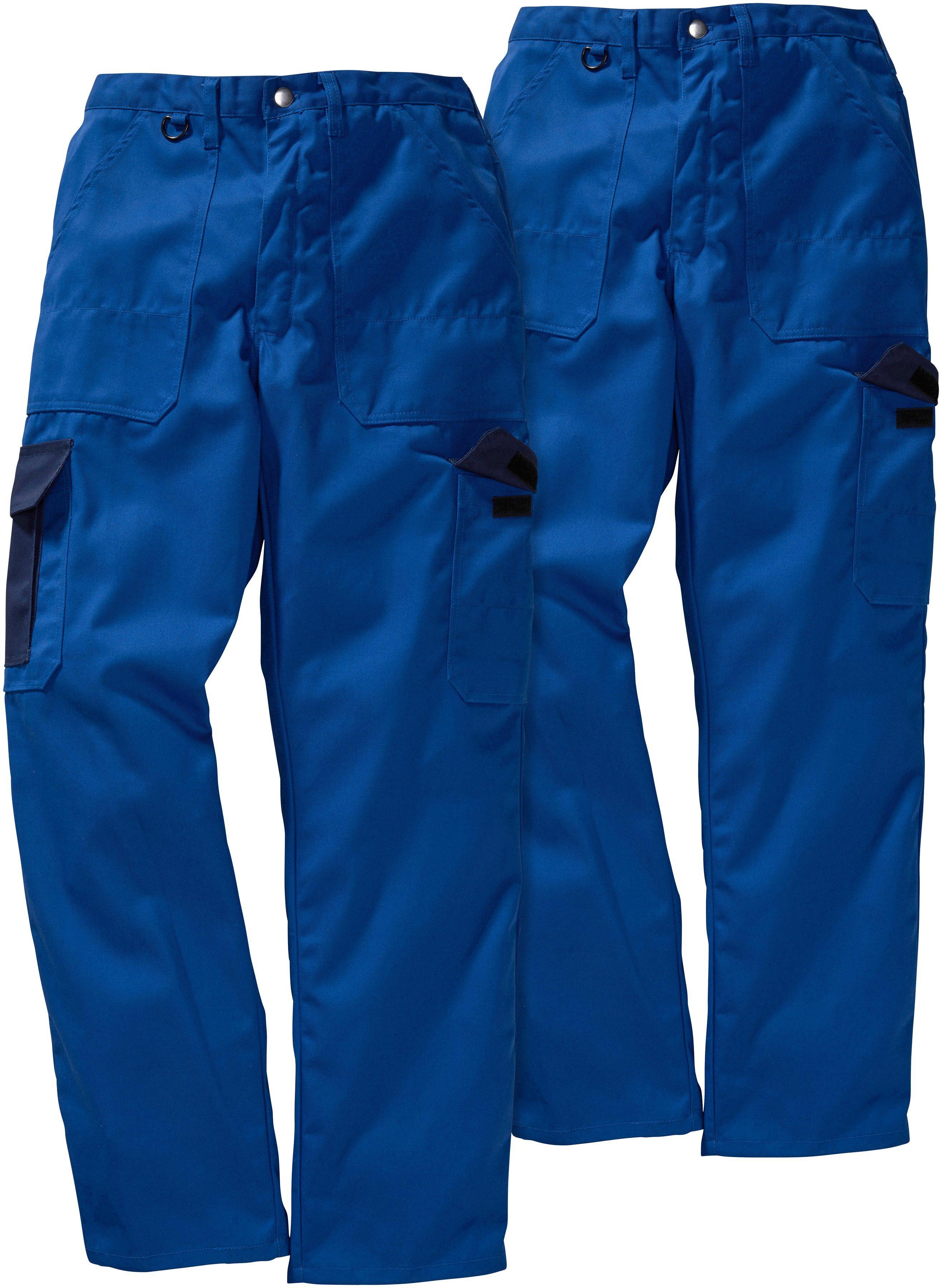 Kleidung Bundhose Classic Blau