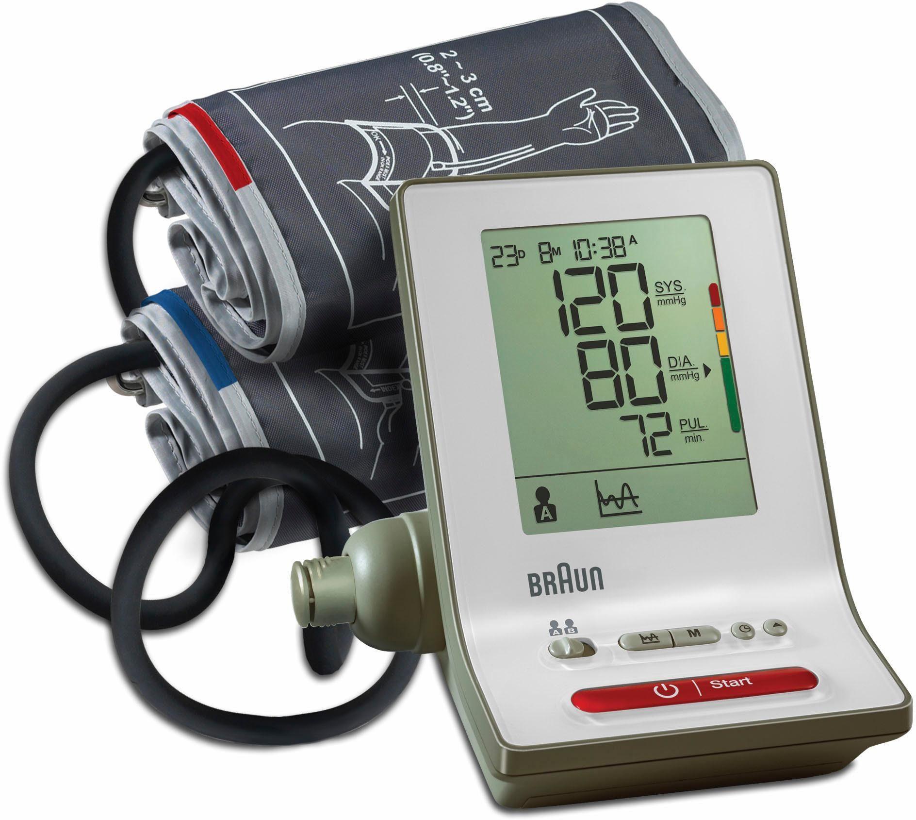 Braun Blutdruckmessgerät ExactFit 3 BP6000