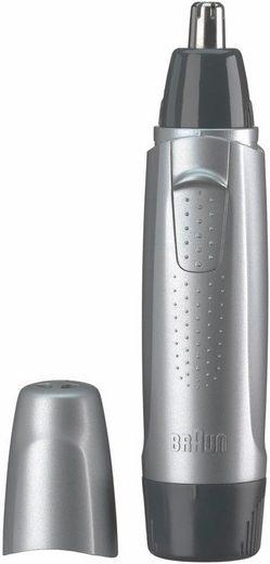 Braun Nasen- und Ohrhaartrimmer EN10, ergonomischen Premium-Design