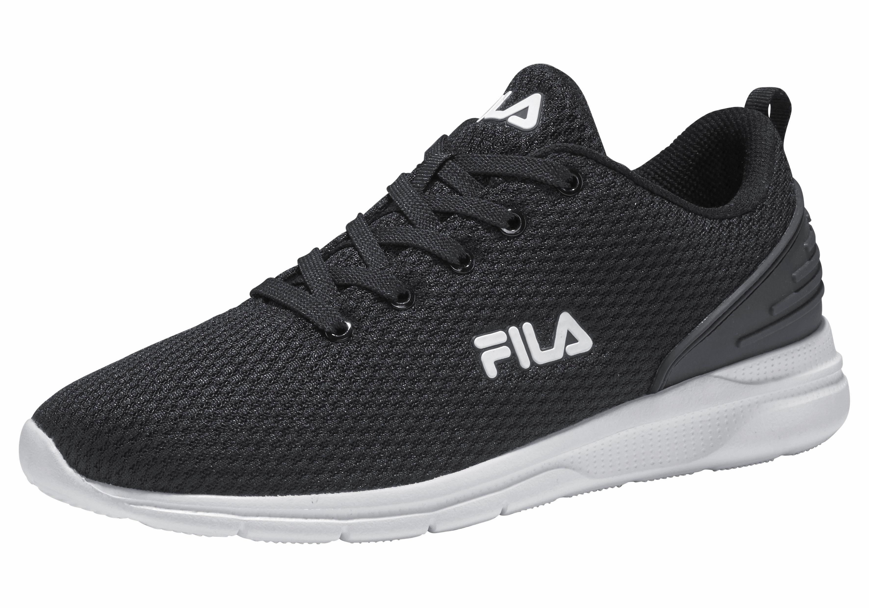 Fila Fury Run 30 Low Sneaker online kaufen  schwarz