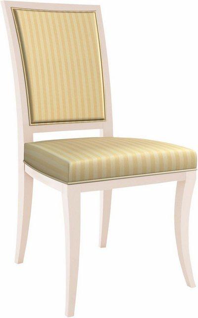 SELVA 4-Fußstuhl »Vera« passend zum Esstisch »Varia« | Küche und Esszimmer > Stühle und Hocker > Esszimmerstühle | SELVA